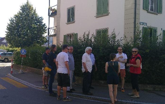 05.07.19 Exkursion – Veloschnellrouten + Sulzer Areal Winterthur